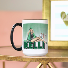 Day in the Sun Personalized Graduation Mug - GinnyMoon