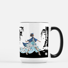 Look Out World Personalized Mug - GinnyMoon