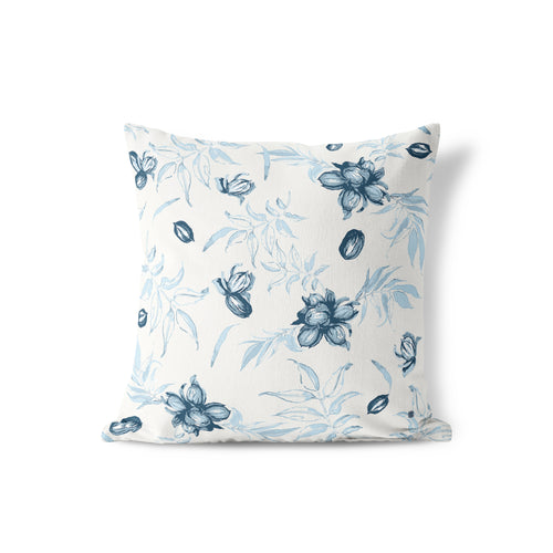 Indoor Outdoor Pillow, Native Pecan - GinnyMoon
