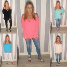 Melody Puff Sleeve Top - 5 colours
