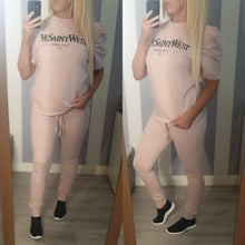 Yves saint west tracksuit- 2 colours