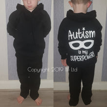 Autism is my superpower hoodie - KIDS