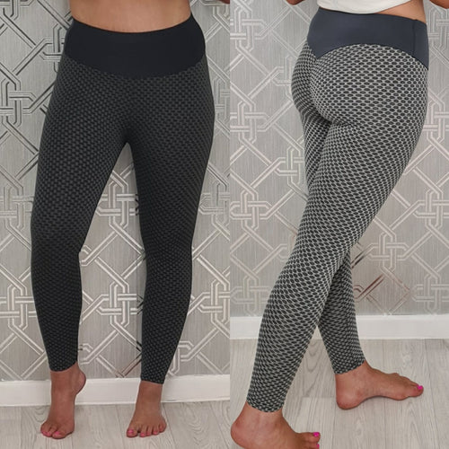 Scrunch Bum Leggings- 2 Colours