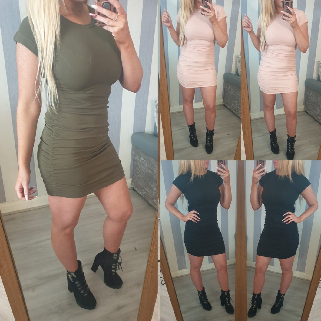 Rhianna Dress-3 Colours