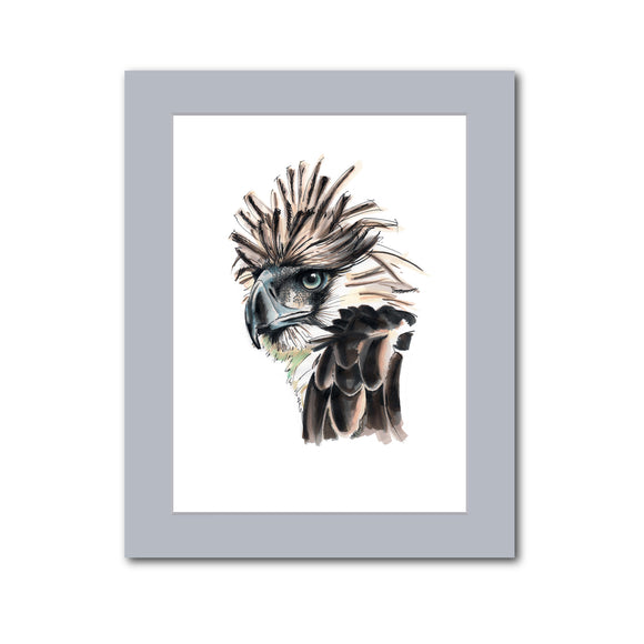 'Eagle Eyed' original artwork