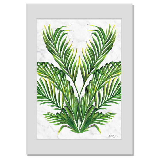 Palm Reflection Giclée Print | A4, A3, A2