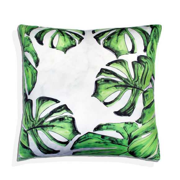 The Chateau Silk Cushion