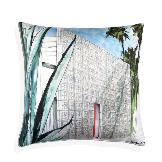 The Parker Silk Cushion
