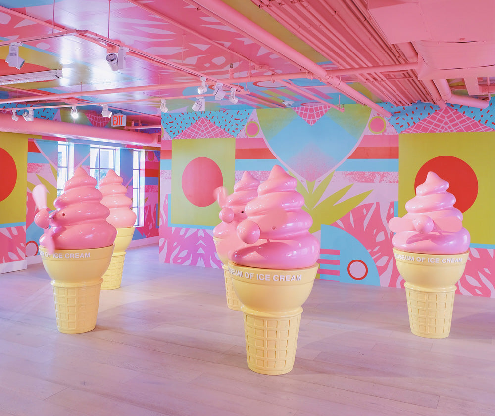 Museum of Ice Cream | Miami, FL.