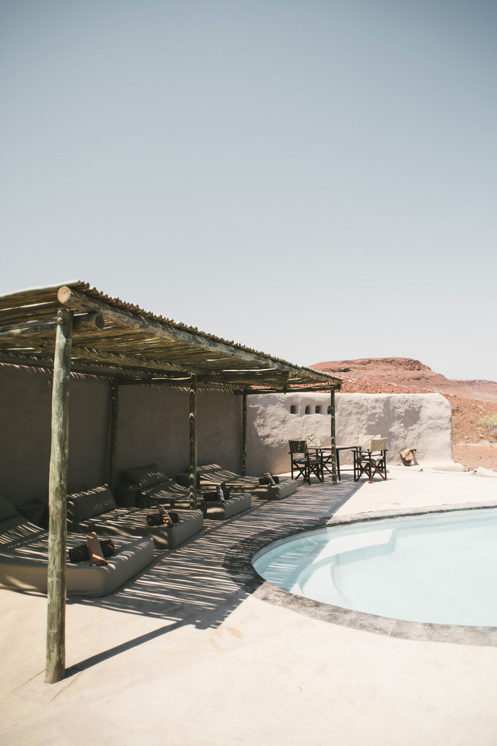 Camp Site, Namibia
