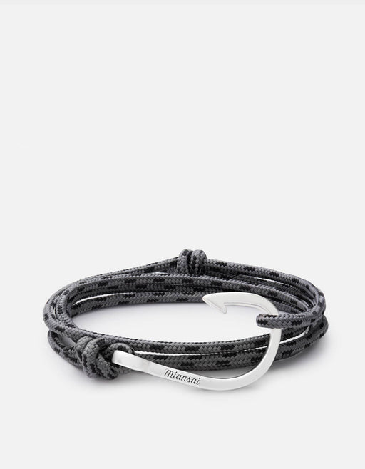 Miansai - Hook Rope, Silver