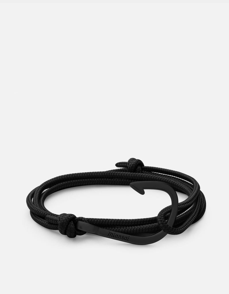 Miansai - Hook Rope, Noir