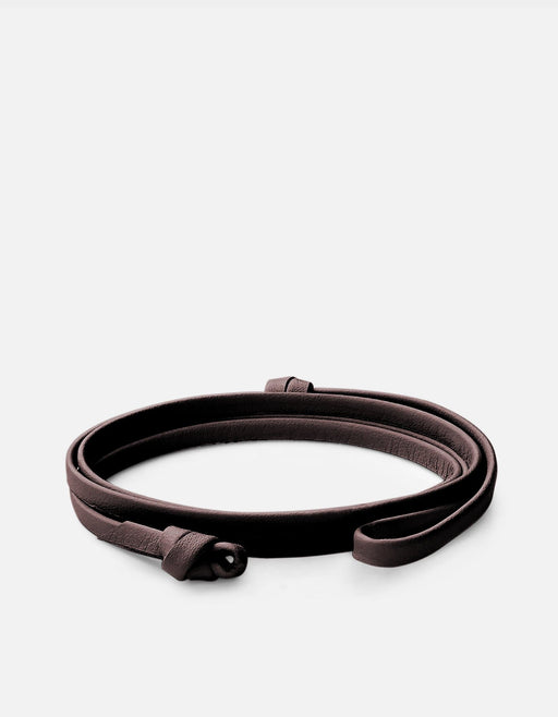 Miansai - BYO Thin Hook/Anchor Leather