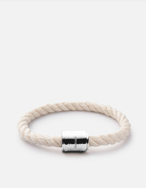 Single Casing, Natural Rope | Men's Bracelets | Miansai