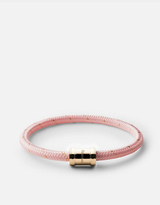 Miansai - Mini Single Rope Casing, Gold