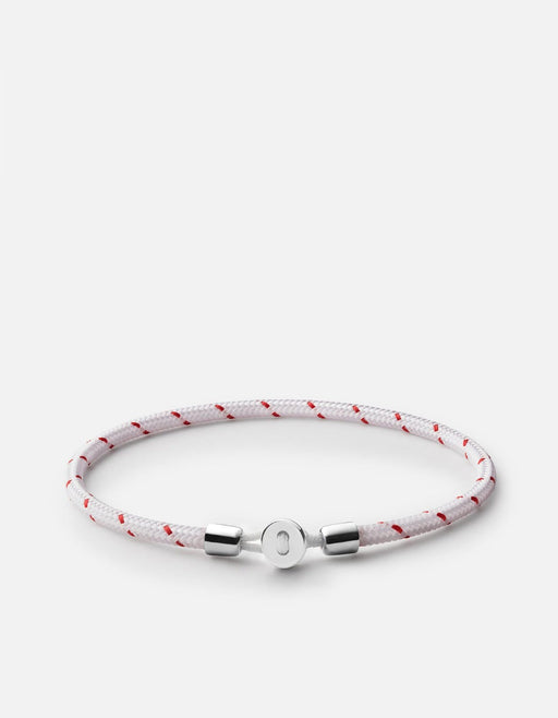 Miansai - Nexus Rope Bracelet, Sterling Silver