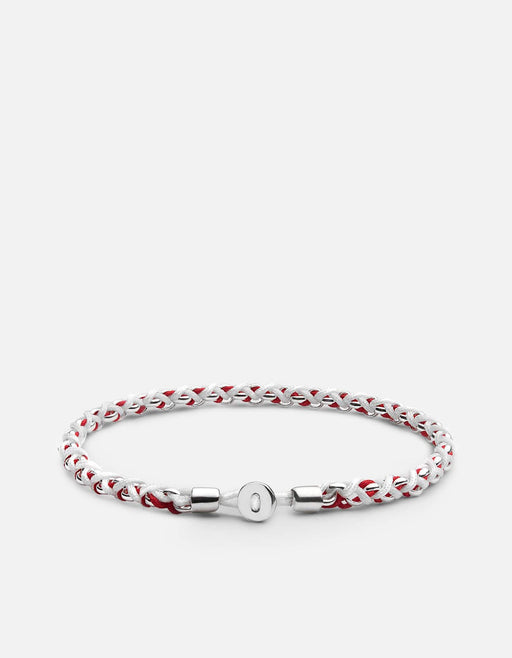 Nexus Chain Bracelet, Sterling Silver | Men's Bracelets | Miansai