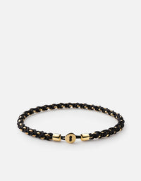 Nexus Chain Bracelet, Gold Vermeil, Polished | Women's Bracelets | Miansai