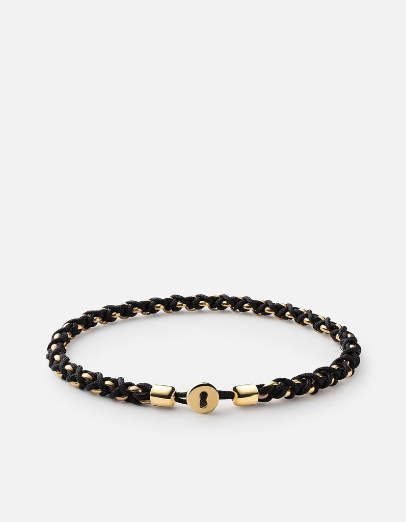 Nexus Chain Bracelet, 14k Gold | Men's Bracelets | Miansai