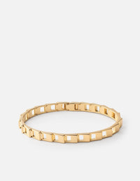 Cava Bracelet, Gold Vermeil, Polished Gold - Miansai