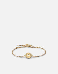 Mini Rey Bracelet, 14k Gold/Diamond | Mommy & Me | Miansai