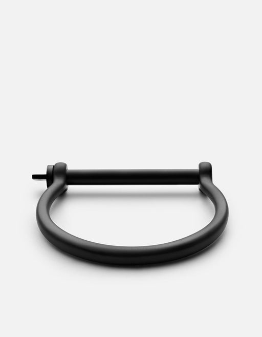 Miansai - Screw Cuff, Noir