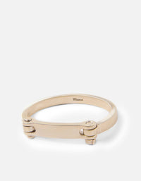 Miansai - Bolt Cuff, Brass