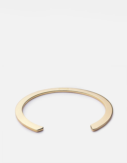 Miansai - Arduin Cuff, Gold Plated