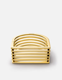 Miansai - Triad Cuff, Gold