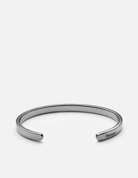 Singular Cuff, Black Rhodium | Men's Cuffs | Miansai