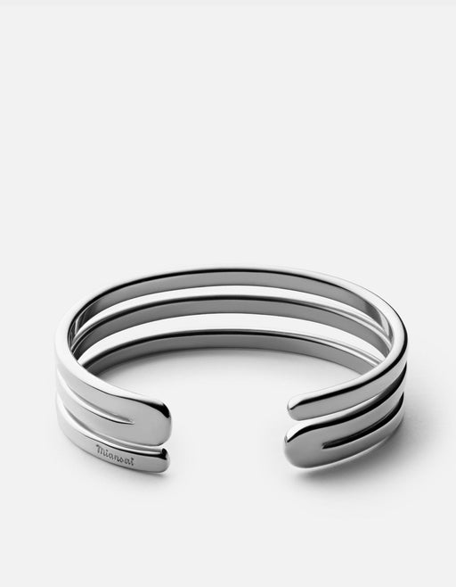 Expo Cuff, Sterling Silver | Women's Cuffs | Miansai