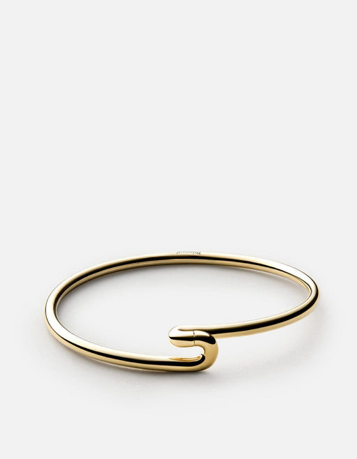 Miansai - Cove Cuff, Gold Vermeil