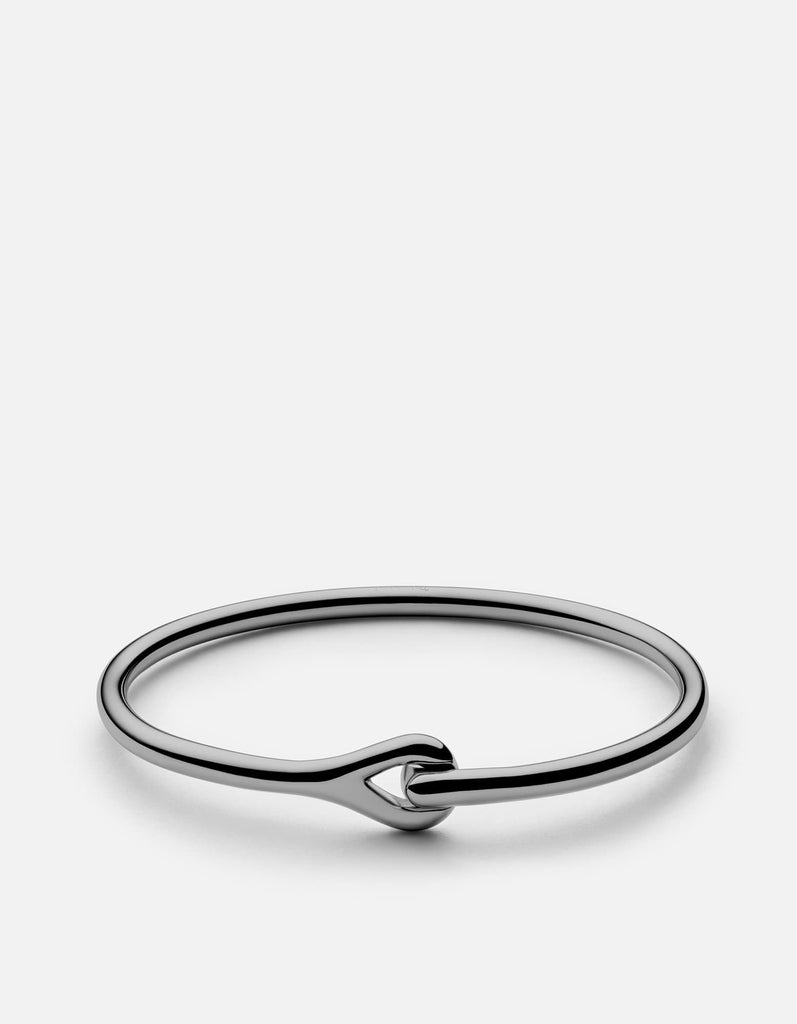Miansai - Neo Cuff, Black Rhodium