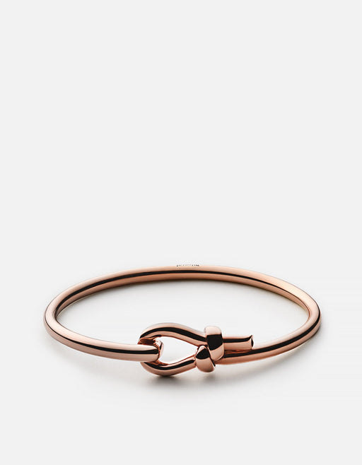 Miansai - Union Cuff, Rose Gold Vermeil