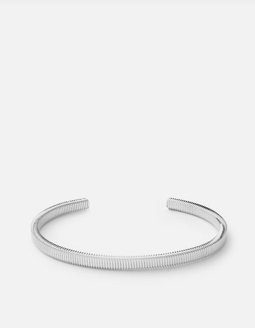 Miansai - Thread Cuff, Sterling Silver