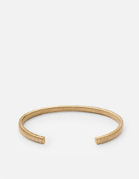 Miansai - IAMGALLA Thread Cuff,  Matte Gold