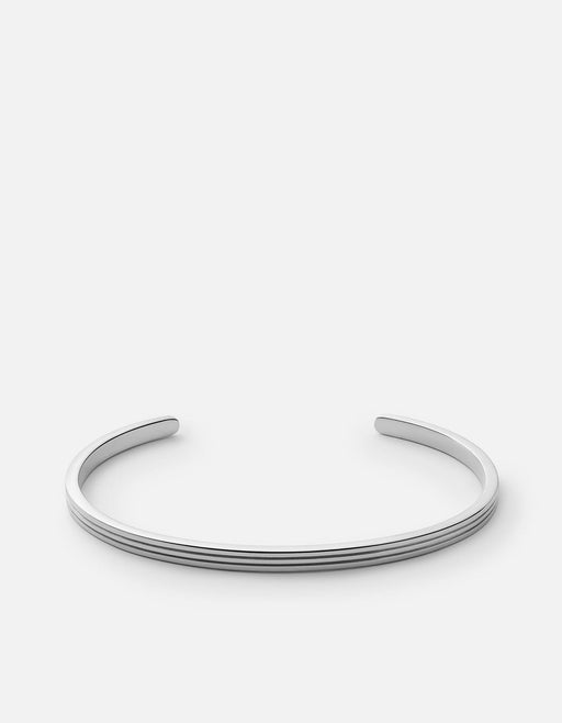 Stag Cuff, Sterling Silver, Polished | Women's Cuffs | Miansai