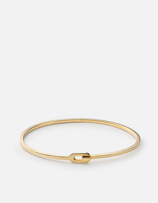 Miansai - Ace Cuff, 14k Gold