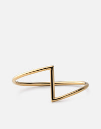 Arch Cuff, Gold Vermeil, Polished | Women's Cuffs | Miansai