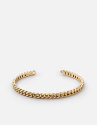Cuban Link Cuff, Gold | Men's Cuffs | Miansai