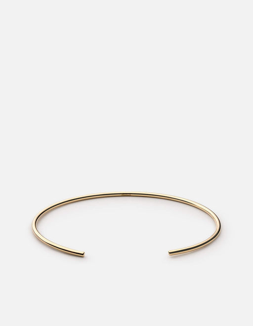 Beam Cuff, Gold Vermeil | Women's Cuffs | Miansai