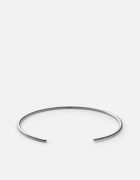 Beam Cuff, Sterling Silver | Men's Cuffs | Miansai