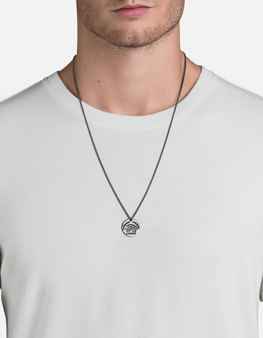 Viñales Pendant Necklace, Sterling Silver | Men's Necklaces | Miansai