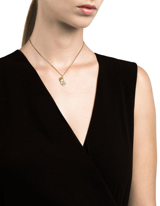 Miansai - Mini Saints Necklace, Gold