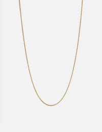 Miansai - 1.3mm Chain Necklace, Gold Vermeil