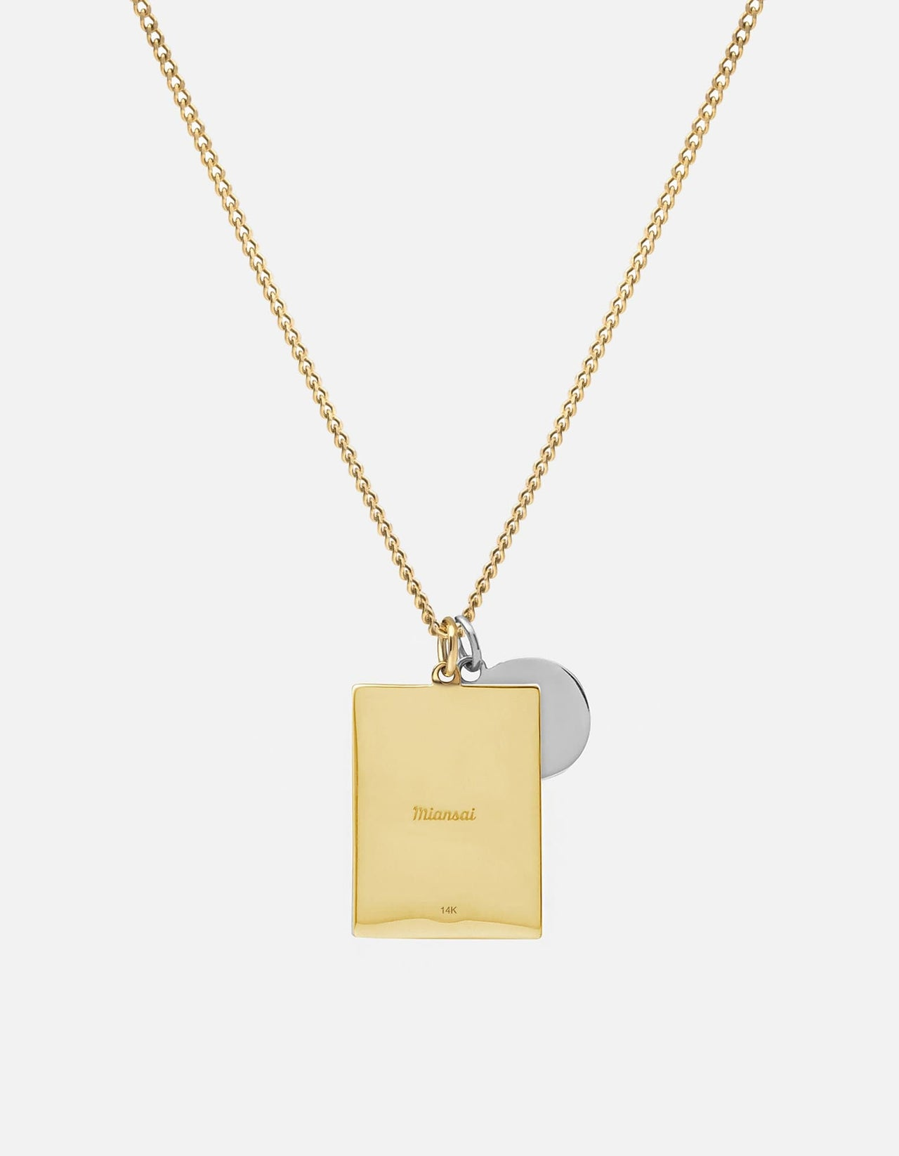 14K Yellow Gold Bird Pendant on an Adjustable 14K Yellow Gold Chain Necklace