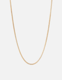 Mini 3mm Chain Necklace, 14k Gold | Mommy and Me | Miansai