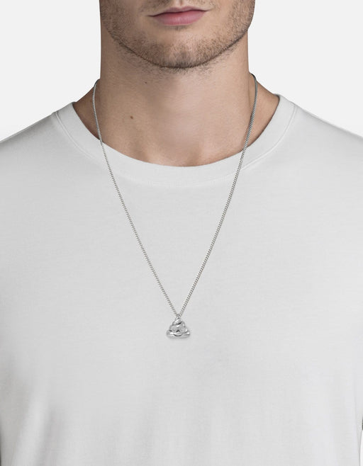 Number Two Necklace, Sterling Silver | Men's Necklaces | Miansai