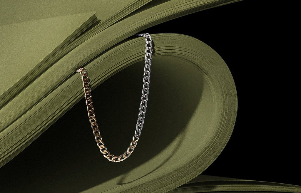 Men's Bracelets - 3mm Chain Bracelet