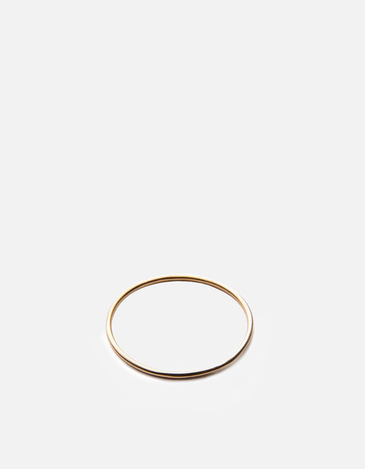 Miansai - Wire Ring, 14k Gold
